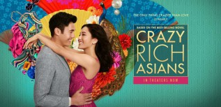 Monday Movie Madness - Crazy Rich Asians