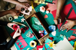 Pop-Up Crafts!