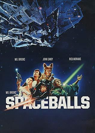 Retro Sci Fi Theater - Spaceballs
