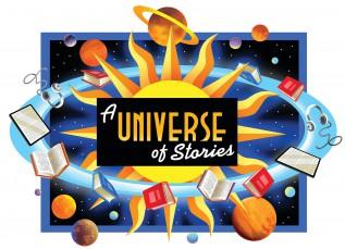 Universe of Stories! - Adult Summer Reading Program