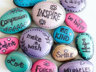 Kindness Rocks—Drop-in
