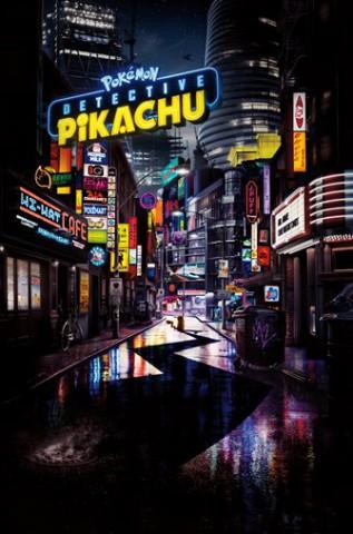 Crafty Cinema: Pokemon Detective Pikachu—Drop-in