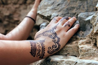Hands of Henna by Anita for Teens