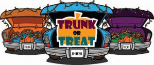 Franklin Trunk-or-Treat