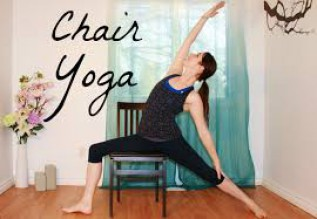 Morning Chair Yoga Class