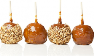 Caramel Apple Treats