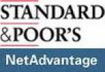 Standard and Poors Net Advantage